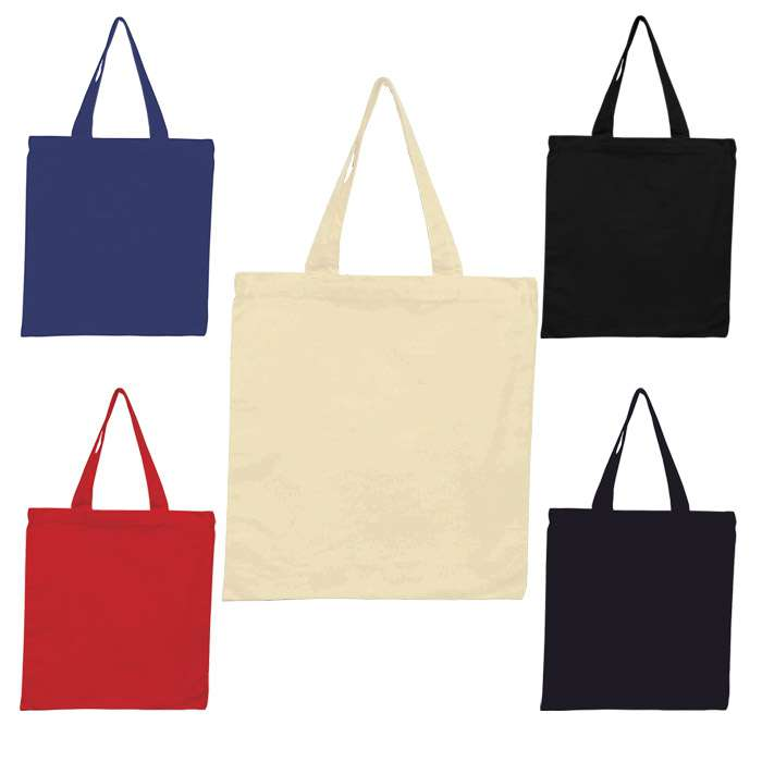 Heavy Canvas Grocery Tote, Grocery Tote Bag, Shoulder Bag