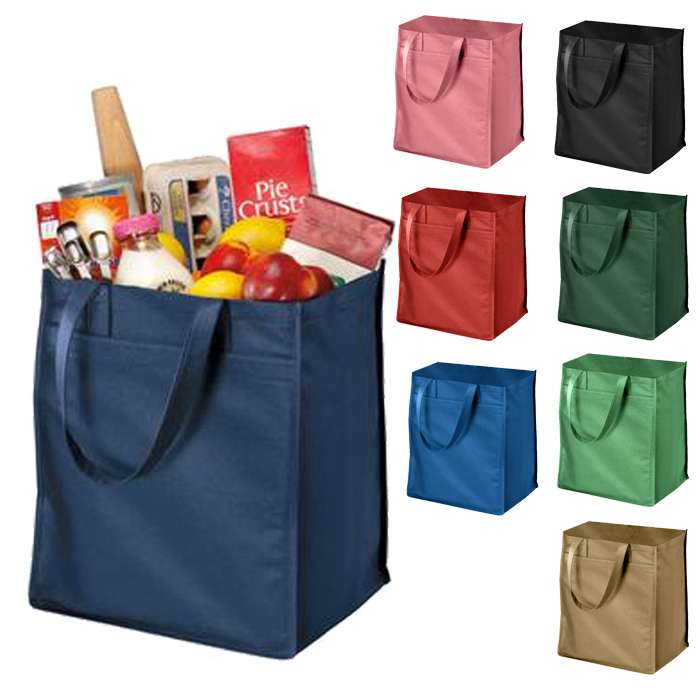 Polypropylene Grocery Tote Shopping Bag, Wholesale Shopping Bag,