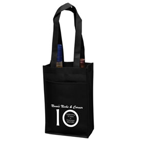 Double Space Wine Tote