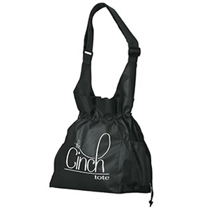 Non-Woven Cinch Tote Bag – Screen Print
