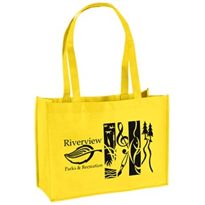 Large Non-Woven Tote Bag – Screen Print