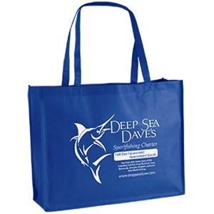 Extra Large Non-Woven Tote Bag – Screen Print