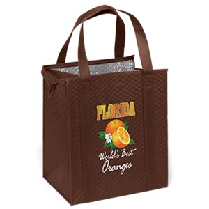 Non-Woven Insulated Tote – Full Color