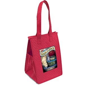 Non-Woven Insulated Snack Bag – Full Color
