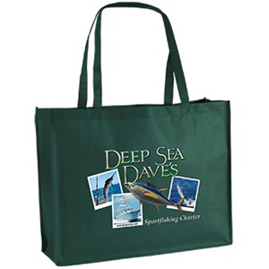 Extra Large Non-Woven Tote Bag – Full Color