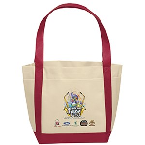 Non-Woven Boat Tote Bag – Full Color