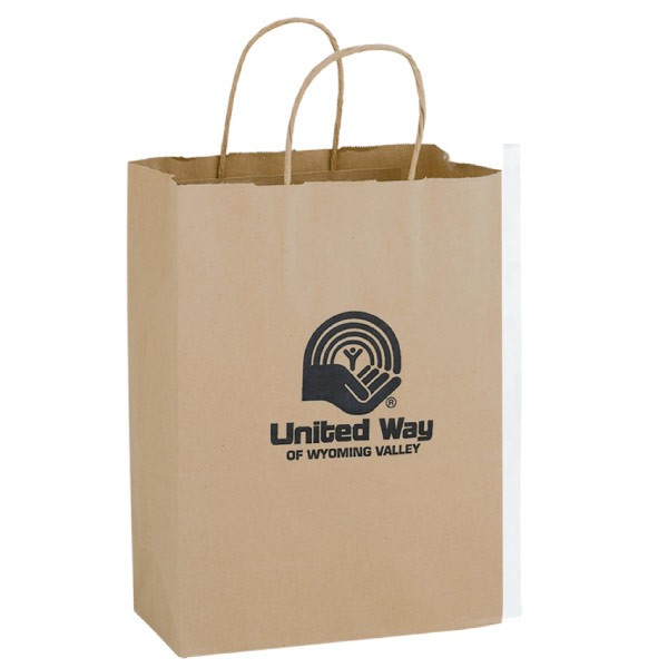 "10"" x 13"" Paper Shopping Bag"