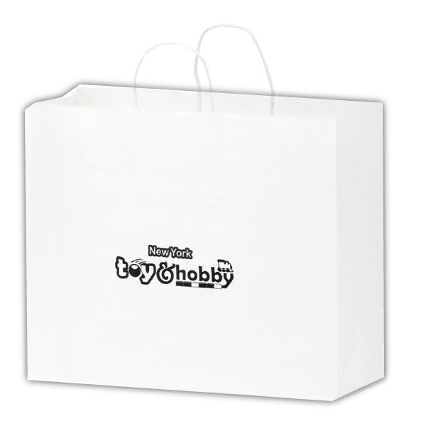 "16"" x 13"" Paper Shopping Bag"