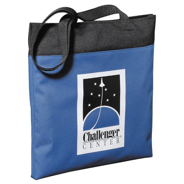 Polycanvas Meeting Tote