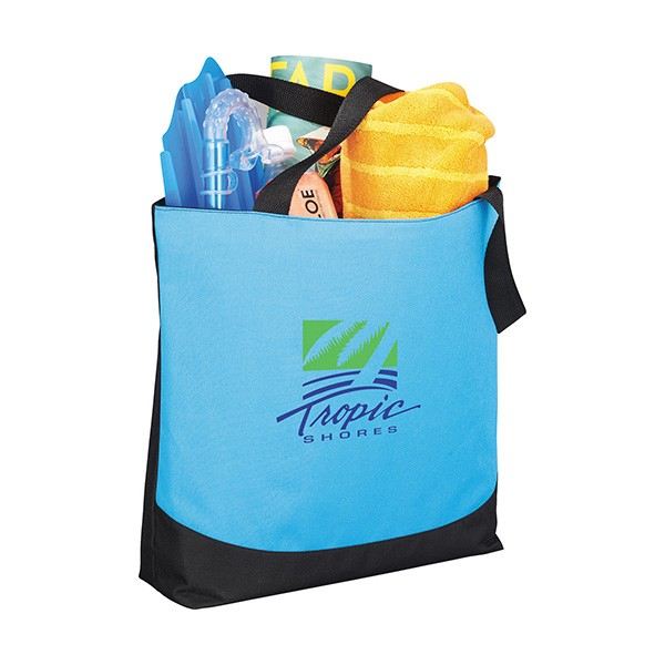 Zippered Event Tote Bag