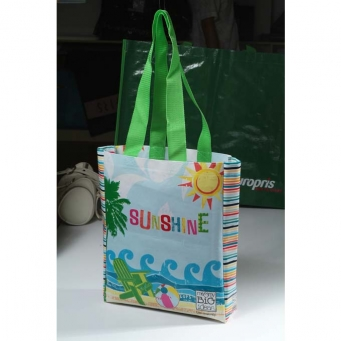 buy wholesale direct from china non woven foldable reusable shopping bag