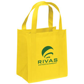 Strong foldable shopping bags non woven tote bag