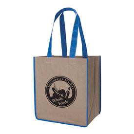Fashion new design reusable color nylon smile foldable shopping bag