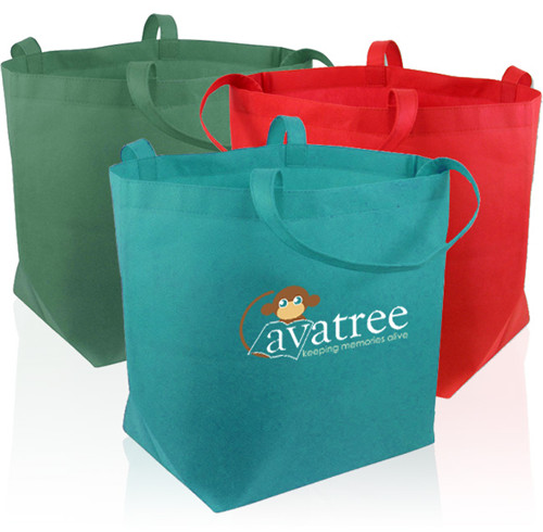 High quality 600 denier polyester tote bag
