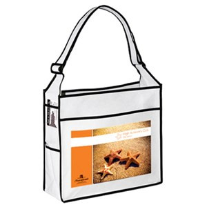 Custom Logo Foldable Polyester Tomato Bag