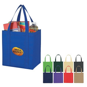 Wenzhou High Quality Laminated Non Woven Bag,PP Non-woven Promotional Bag For Shopping