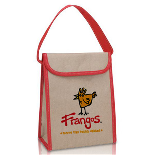 Supermarket Non-woven Promotional Bags With Logo For Packing Foods, Promotional Shopping Bags