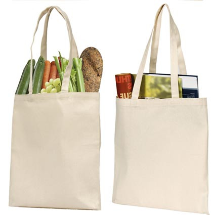 Cheap Die Cut cotton Trade Show Promotional Bag