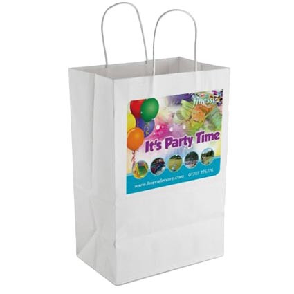 Natural beauty non wovenpolyester packaging bags with logo and drawstring