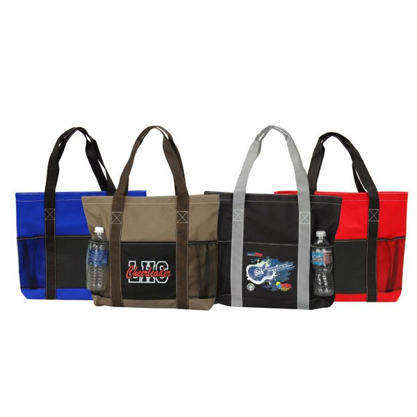 Fashion design eco bag nylon with handle , light and more color, OEM orders are welcome