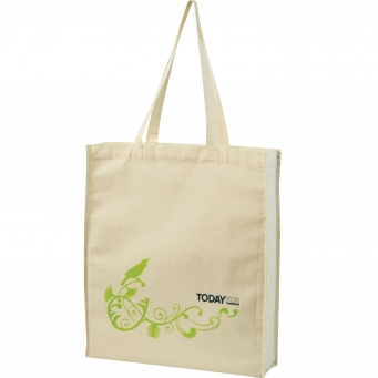 Newest promotional foldable polyester recycle bag