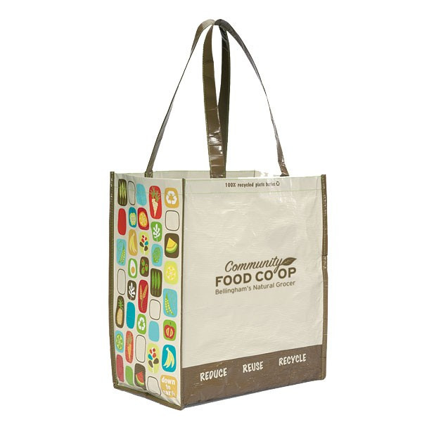 newest Custom designed high quality eco friendly foldable shopping bag