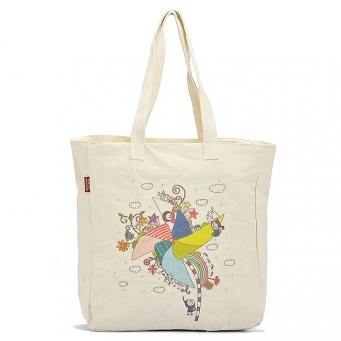 100% polyester bag fabric from heji textile