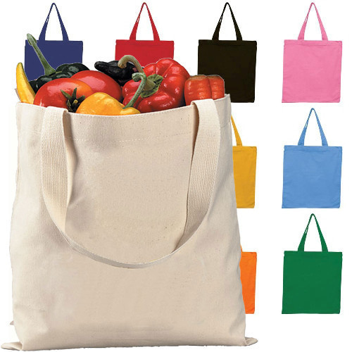 2018 210D Polyester Supermarket Shopper Bag