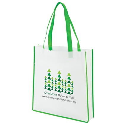 customized 210d polyester drawstring shopping bag | cheap