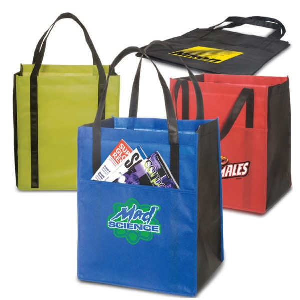 bulletin bag: custom reusable bags, shopping, tote, grocery