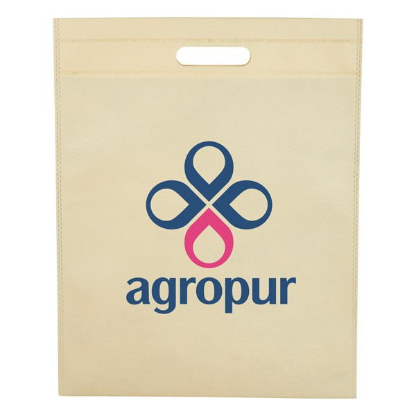 80gsm non woven shopping bag eco fabric bag reusable bag supplier