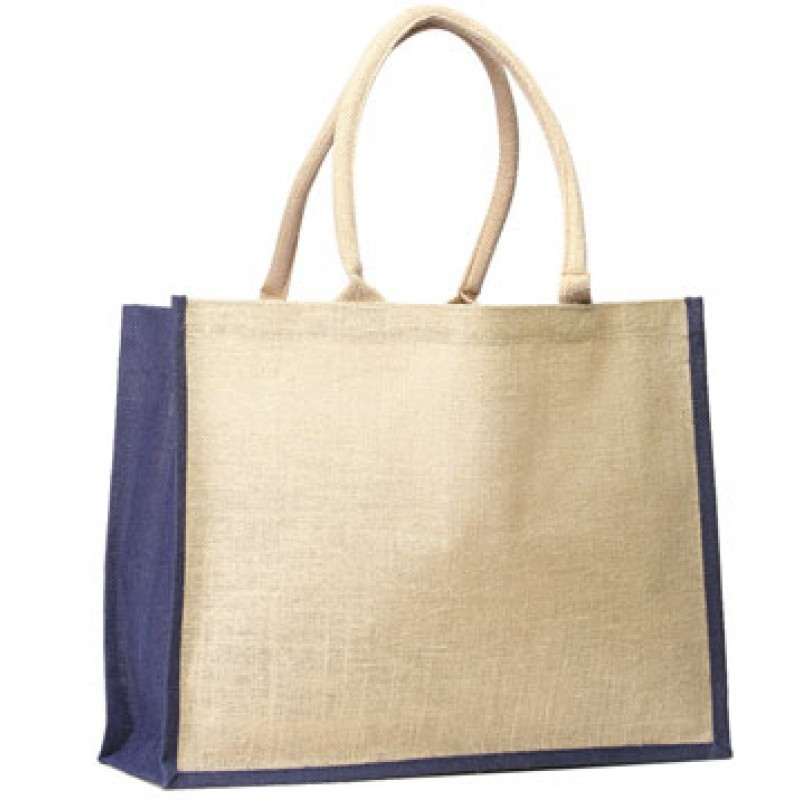 Wholesale promotional Custom printed die cut cotton Shopping Bag